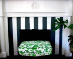 1840's fireplace - revamped