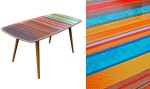 Zoe Murphy - Striped table