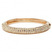 gold sparkle bangle $240.00