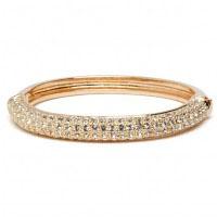 gold sparkle bangle $240.00