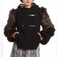 leiftsdottir fur coat $99.95