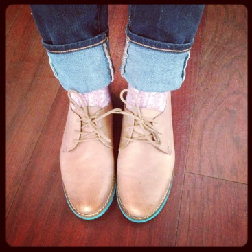 Oxfords and Jeans