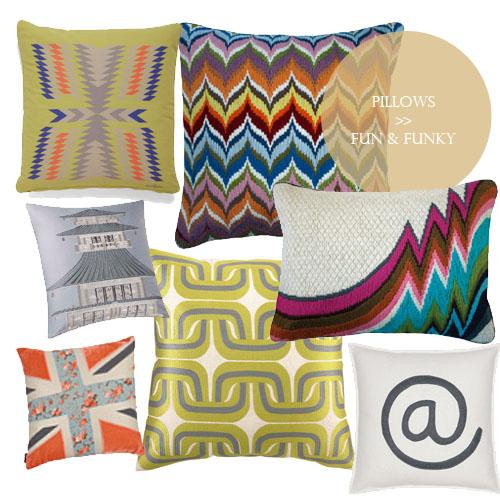 Nook Pillows