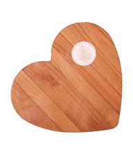 Heart cuttingborad $14.50
