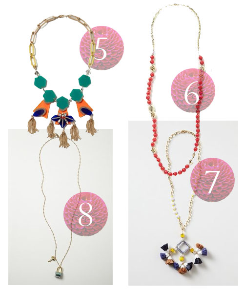 necklace layering II