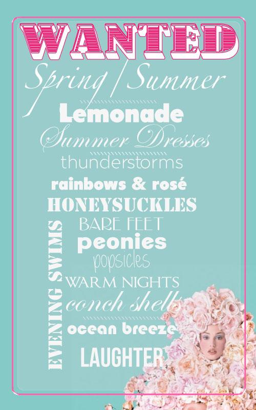 wantedn summer